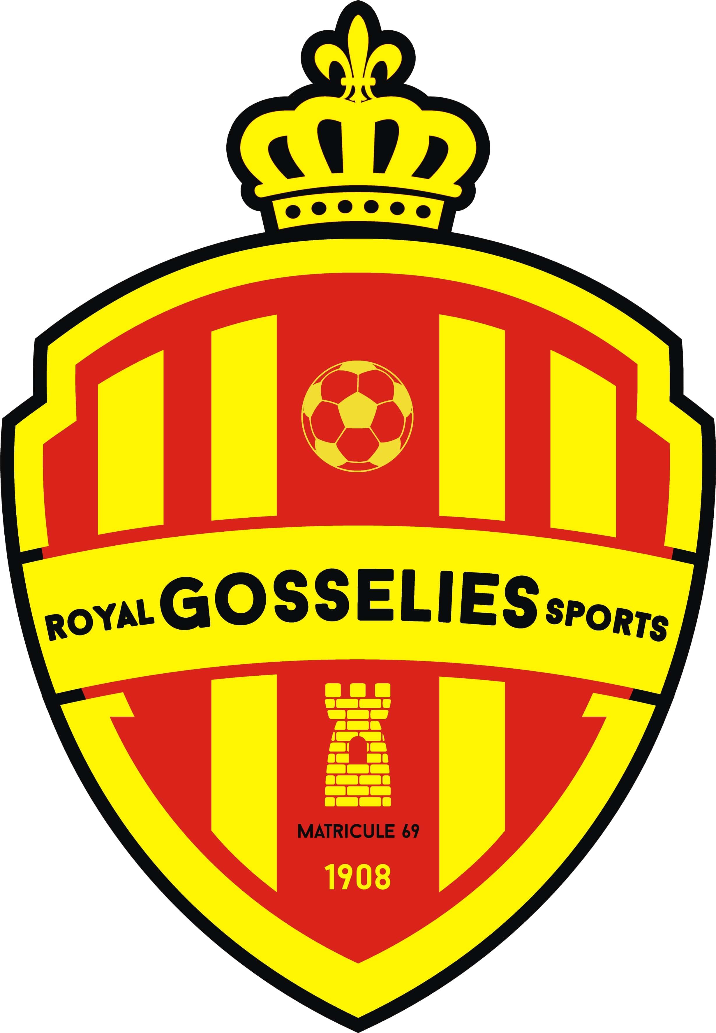 1 - R. Gosselies Sports A