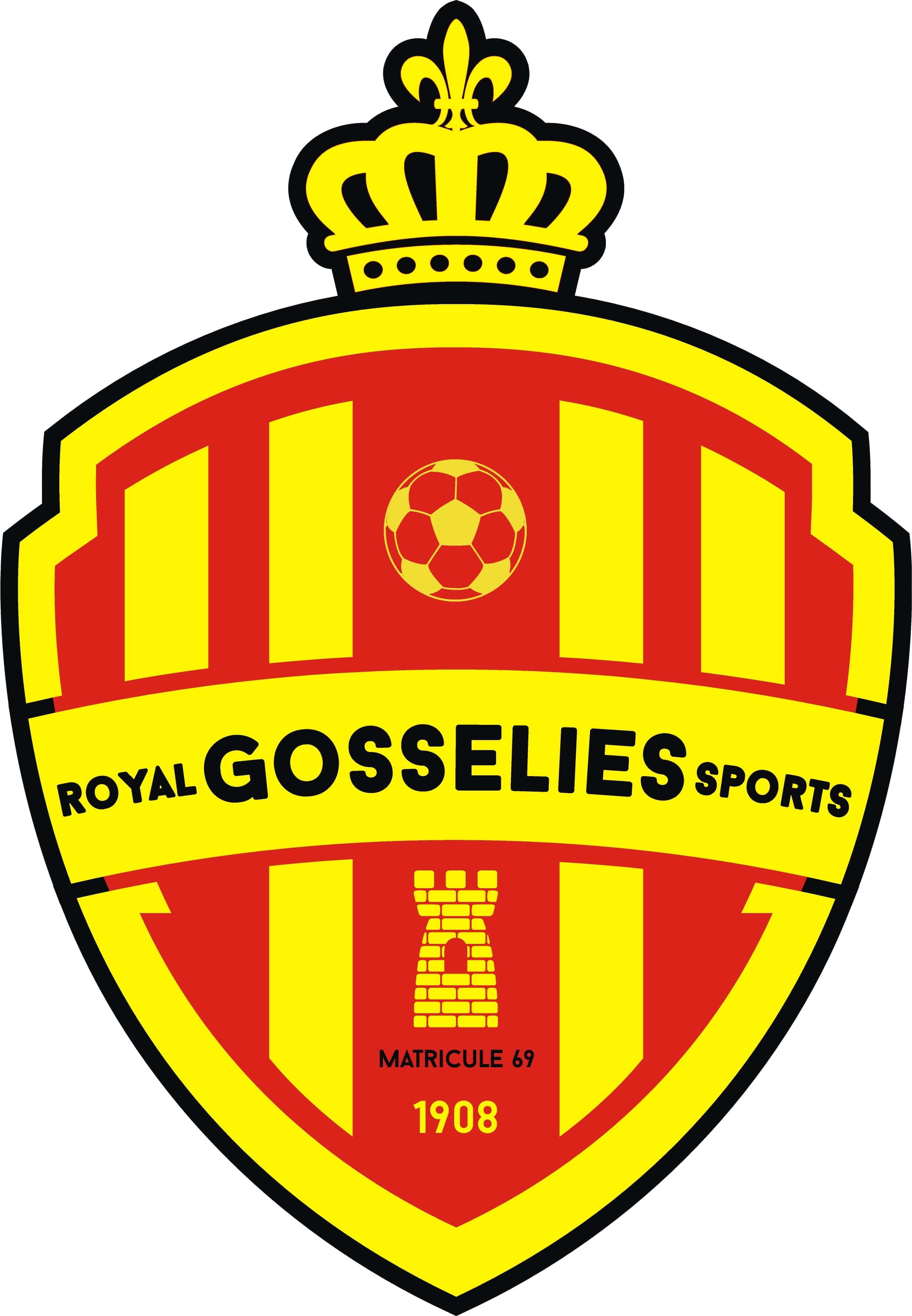 15 - R. Gosselies Sports B