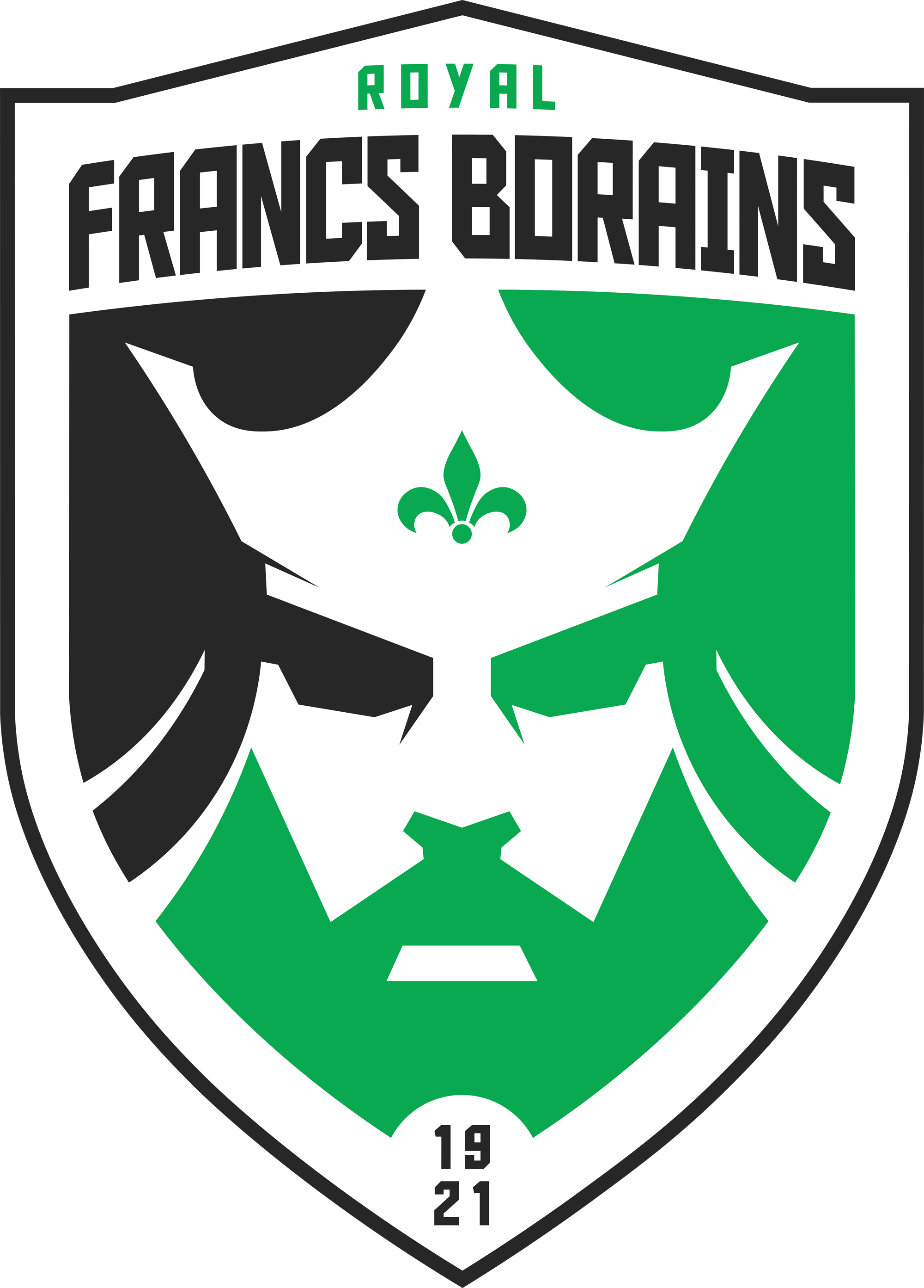 7 - Francs Borains A