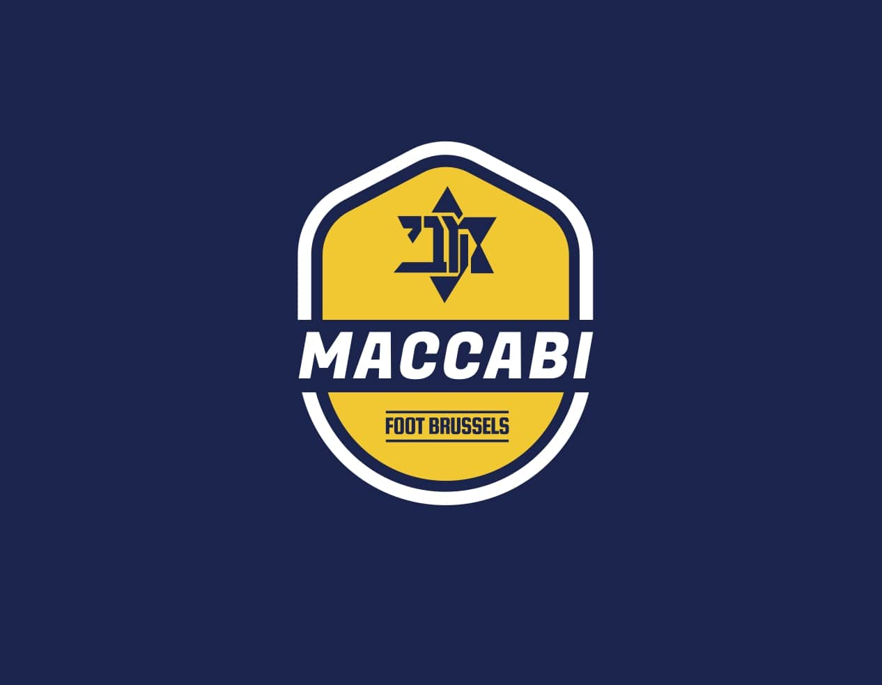 1 - Maccabi Brussels