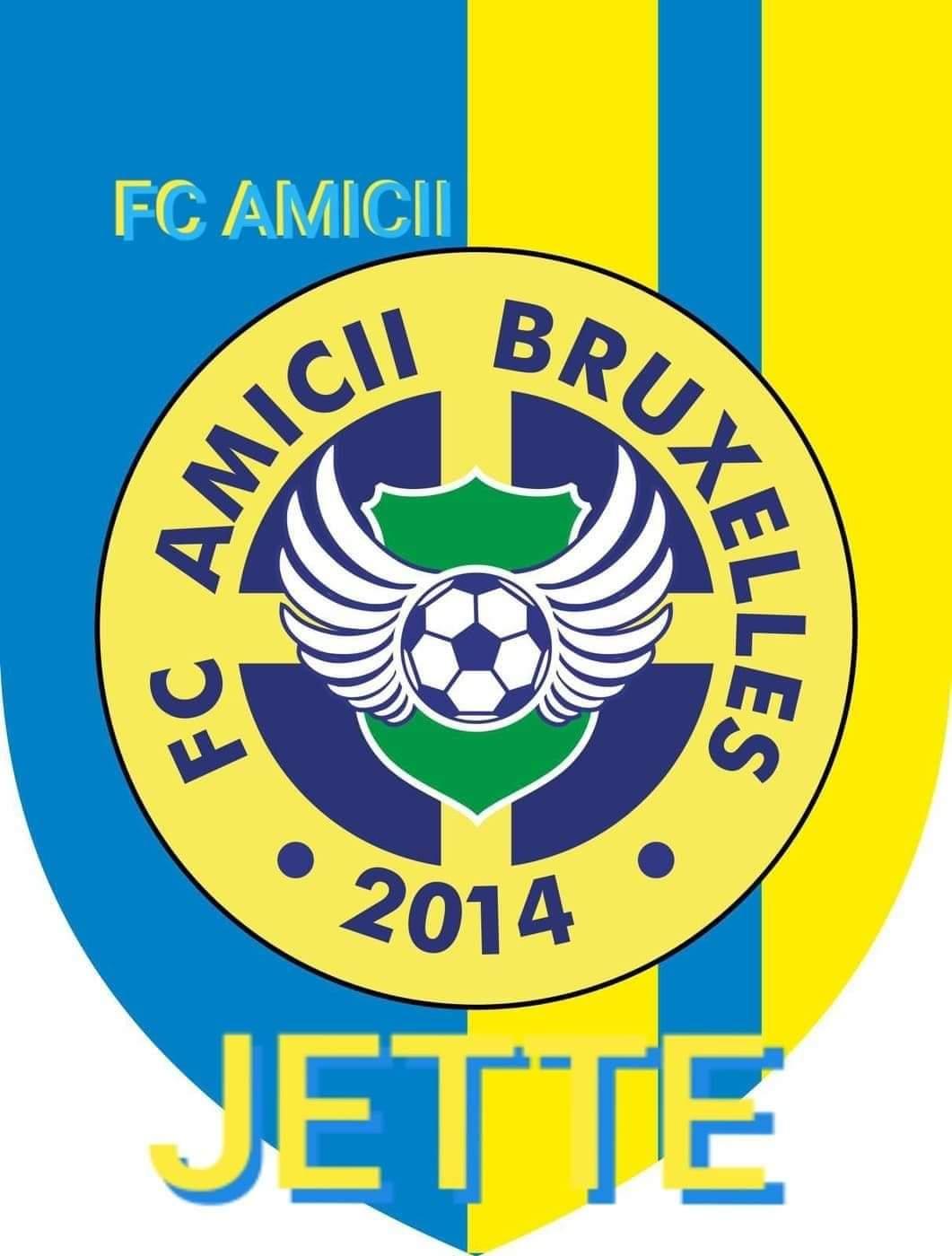 2 - FC.Amicii Bxl Jette A